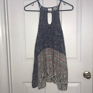 Women's society girl size Small top
